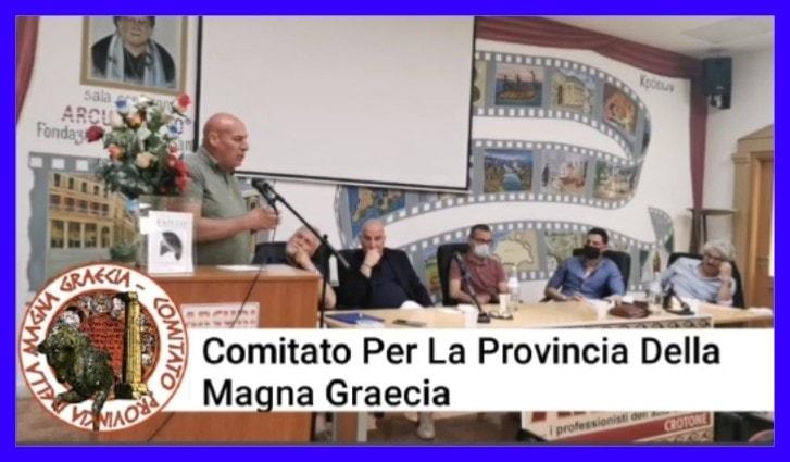 MEETING AMMINISTRATORI SULLA 106 CROTONE ASSENTE, RAGIONI SCONCERTANTI