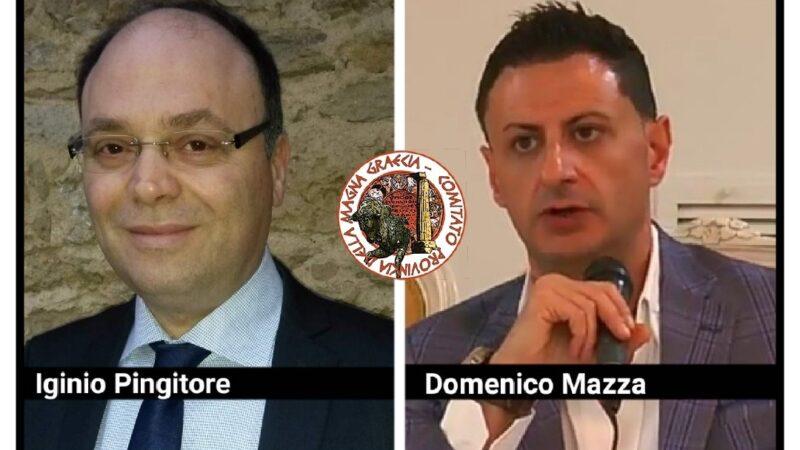 Calabria: pari dignità territoriale e legalità come antidoto ad un sistema malato.