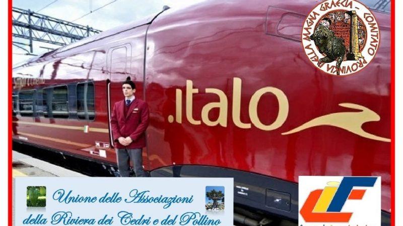 INVIATA LETTERA AL DIRETTORE COMMERCIALE DI ITALO TRENO, NTV
