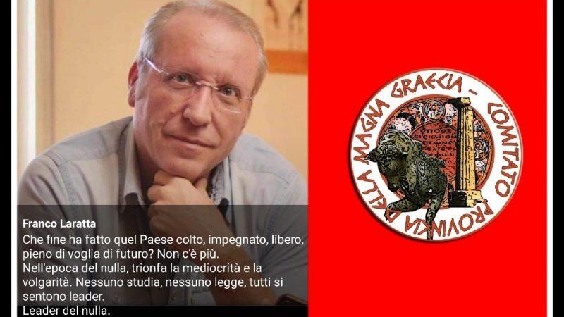 La Calabria una terra dove si tira a campare, qui la vera emergenza è la mancanza di una classe dirigente capace.